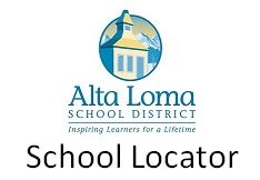 Alta Loma School District School Locator